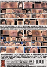 《FH-82 诱人的后庭花盛开 Butt Holes All Up In Your Face》