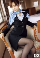 成田勤务空姐的诱惑