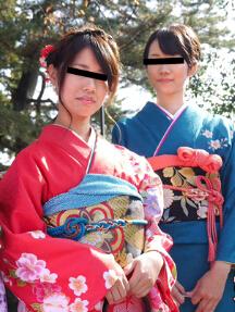 10musume 010215_01 2015年素人娘新年会乱交 前篇