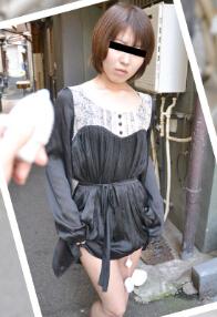 10musume 112515_01 可爱短发美少女的中出SEX