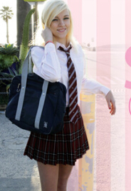 Kin8tengoku 1457 募集的18岁可爱金发娘