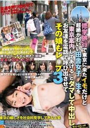 SVDVD-646 对来东京修学旅行的超可爱乡下女高中生谎称「我带你玩东京」偷偷中出,还要求她打给朋友强暴该朋友 3【中文字幕】