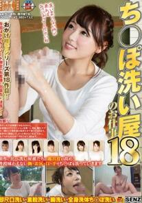 SDDE-534 肉棒清洗店的工作 18【中文字幕】