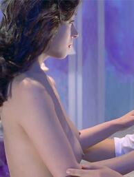 三个漂亮妹子冲动搞穴啪啪作品《女机械人高清修复版》激情佳作 美女乳房丰满白嫩造机器人插入性爱真刺激